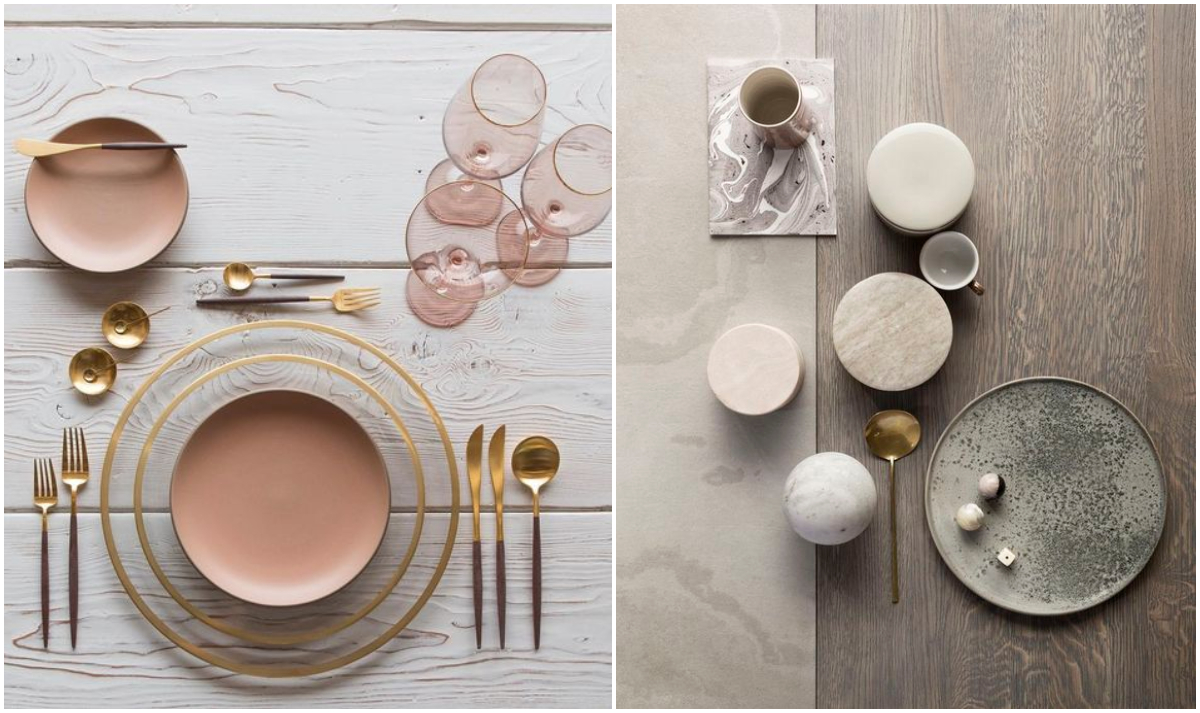 Mise En Place Immagini how to convey placid sensations of calm by tableware